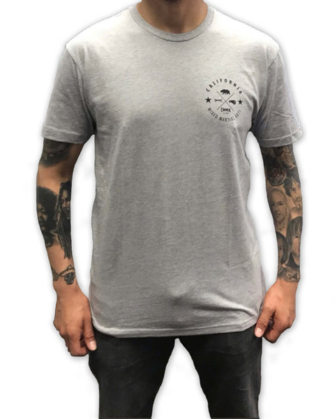 CMMA Shirt Light Gray/Black