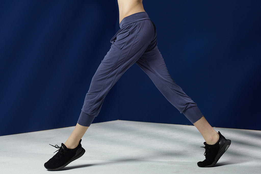 Fashion Style Tapered Pants, Hip Pants, comfy modal joggers