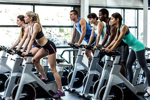 Spinning Class Workout Course
