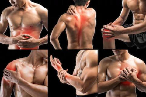 Sore Muscle Treatment - DOMS