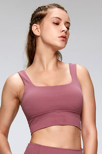 Fashionable Sports Top for Workout