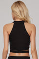 Lower Strap Sleeveless Workout Top