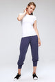 Oversized Casual Smooth Pants