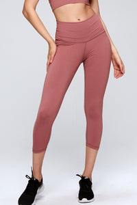 Quality Basic Sports 3/4 Leggings