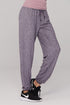 Light & Leaf Women's Casual Super Soft Viscose Sweatpants