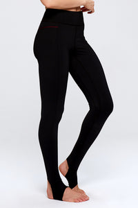 Full Length Trample Design Yoga Leggings