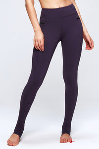 Fashion Active Leggings Over the Heel