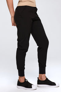 Basic Comfortable Fashion Pants w. Pockets