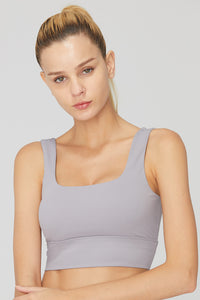 Simple Comfy Basic Sports Bra