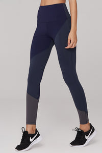 High Waist Nylon Workout Leggings