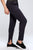 Casual Weekend Jogging Pants with Hem Split Side