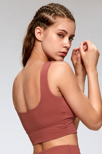 Plain Color High Quality Workout Top