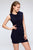 Knot Design Body Flattering Sleeveless Summer Dress