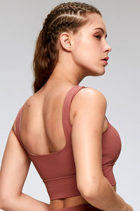 Plain Color High Quality Workout Bra