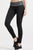Mesh Waist Basic Yoga Pants