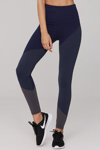 High Waist Nylon Yoga Pants