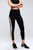 light & leaf Women's Basic High Waist Yoga Pants