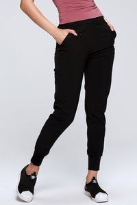 Basic Comfortable Trousers w. Pockets