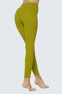 light & leaf fashion activewear Booty Leggings with Large Pockets