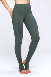 Full Length Trampled Yoga Pants
