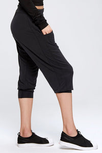 Oversize Comfy Five Pants w. Pockets