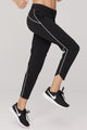 light & leaf Fashionable Trimmed Jogging Pants