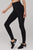 Basic High Waist Polyester Yoga Pants