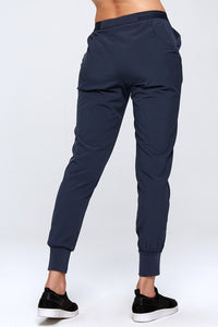 Basic Comfortable Casual Pants w. Pockets