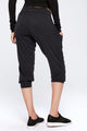 Oversize Comfy Fifth Pants w. Pockets
