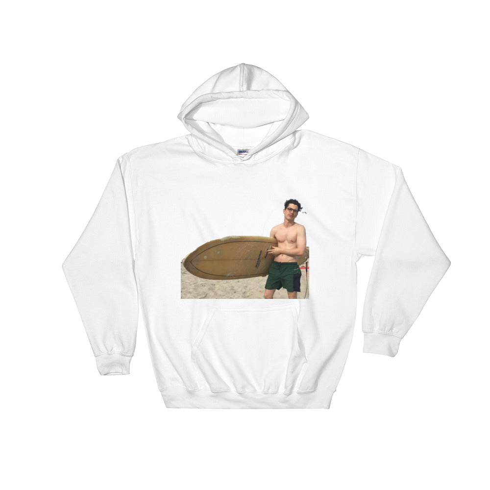 Adam Hooded Sweatshirt