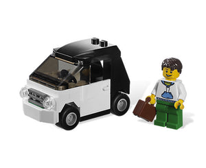 LEGO City 3177 - Small Car - Kids Book Nook