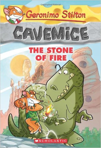 Cavemice - Geronimo Stilton - Kids Book Nook