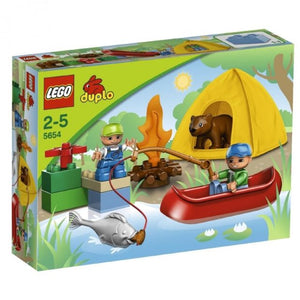 LEGO duplo 5654 - Fishing Trip -Kids Book Nook