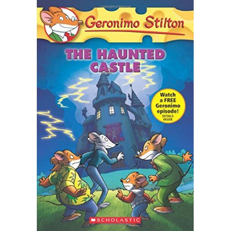 Geronimo Stilton - The Haunted Castle - Kids Book Nook