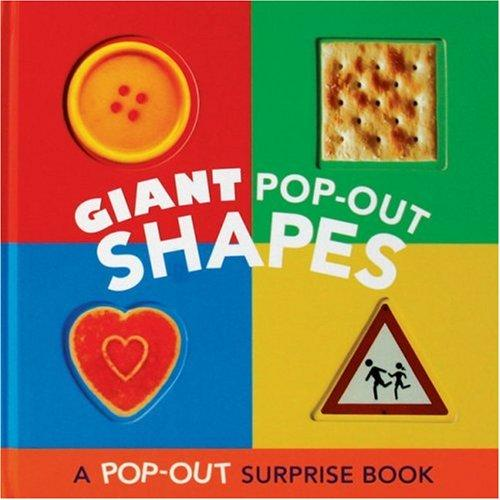 Giant Pop-Out Shapes Book - Kids Book Nook