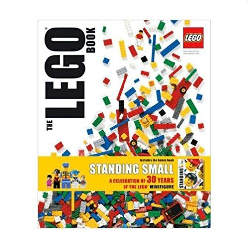The LEGO Book & Standing Small Book - Kids Book Nook