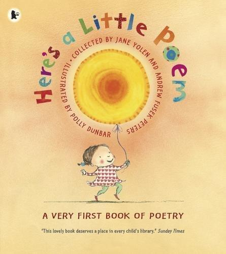 Here's a Little Poem - A First Book of Poetry - Kids Book Nook