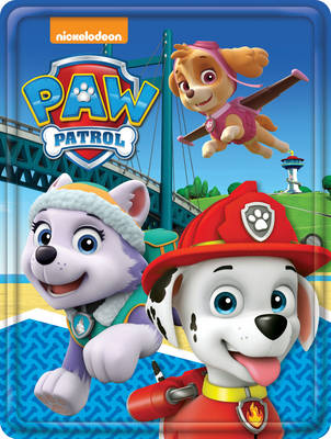 Paw Patrol Happy Tin Blue - Kids Book Nook