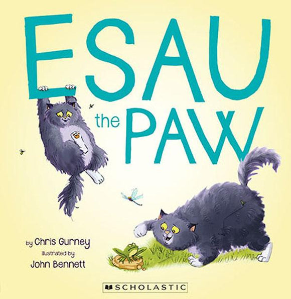 Esau the Paw by Chris Gurney - Kids Book Nook
