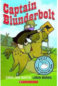 Captain Blunderbolt by Carol Ann Martin - Kids Book Nook