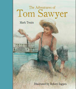 The Adventures of Tom Sawyer by Mark Twain - Kids Book Nook