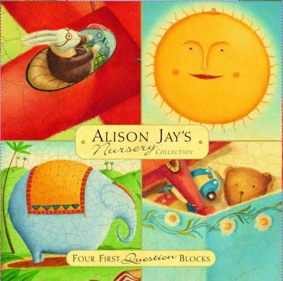 Alison Jay's Nursery Collection Board Books - Kids Book Nook