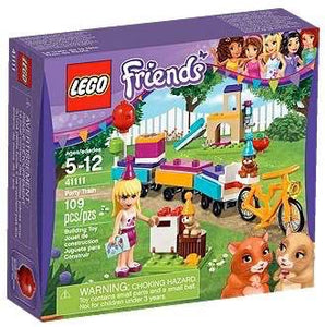 LEGO Friends 41111 - Party Train - Kids Book Nook