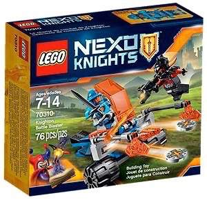 LEGO Nexo Knights 70310 - Knighton Battle Blaster - Kids Book Nook