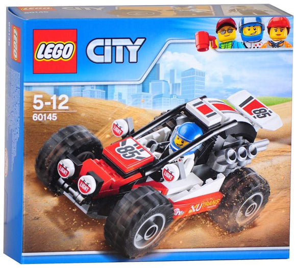 LEGO City 60145 - Buggy - Kids Book Nook