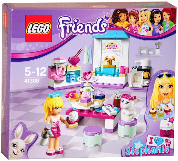 LEGO Friends 41308 - Stephanie's Friendship Cakes - Kids Book Nook