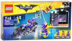 LEGO 70902 - The Batman Movie Catwoman Catcycle Chase -Kids Book Nook