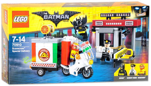 LEGO 70910 - The Batman Movie Scarecrow Special Delivery - Kids Book Nook