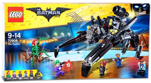 LEGO 70908 - The Batman Movie The Scuttler - Kids Book Nook