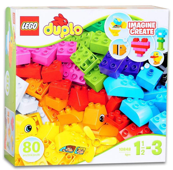 LEGO duplo 10848 - My First Bricks - Kids Book Nook